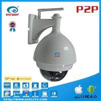 P2P New ZOOM Wireless IP Webcam -ES-IP935IW
