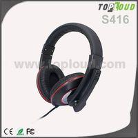 factory price computer headphones nature sound headphone of shenzhen manufacturer