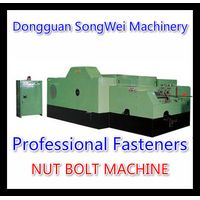 SW-17B Cold heading machine Nut Bolt machine