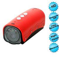 1080P Sports Camera For Bike Helmet Diving (20m waterproof) LM-SC700