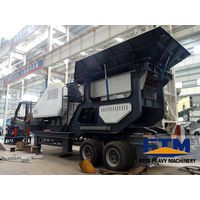 Mobile Cone Crushing And Screening Plant/47Mobile crusher/Mobile Concrete Crusher Sale thumbnail image