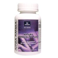 SENSUALITY PLUS (Increments Sexual Desire, Libido, Improves the Orgasm)