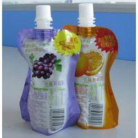 Plastic Jelly Pouch / Spout Pouch / Liquid Pouch
