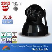 Quick Zoom H.264 Wifi P2P 29.9 USD remote control wireless IP Camera thumbnail image
