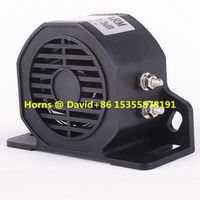 12-24V beep sound reverse horn backup alarm car motrocycle vehicle