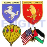 Lapel Pin Badge Pro-Enamel