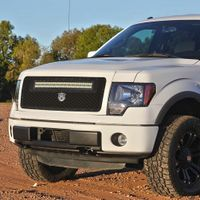 Mesh LED Grille for 2013 - 2014 Ford F150