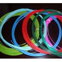 beautiful process silk ,Christmas silk Color silk green 40 meters long