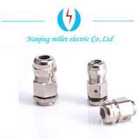 Metal Brass Copper ventilation cable gland connector