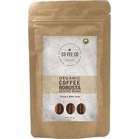 CO FEE CO Organic Coffee Robusta Roasted Beans 150g thumbnail image