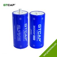 3000f 2.7v high capacity high power super capacitor