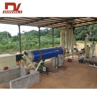 Large Capacity Chicken Manure Rotary Dryer with Low Price thumbnail image