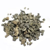 Wholesale green Zeolite 3-6mm Succulent cultivation 25 kg