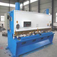 hydraulic plate sheet shearing machine thumbnail image