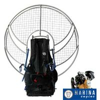 Parajet Volution 3 With Polini Thor 200 EVO Paramotor