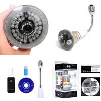 Surveillance product BC-881H Hidden Bulb WiFi/AP IP Network DVR Camera