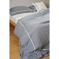 linen Bedding Sets with Duvet Covers. Designed in Italy
