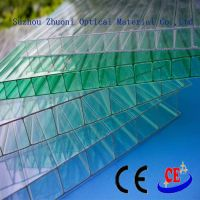 High Impact Polycarbonate Hollow Sheet With UV-protection