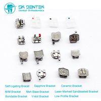 Dental Orthodontic Mini Bracket MIM Bracket Roth Mbt orthodontic Bracket thumbnail image