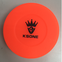 Wholesale PVC Street Hockey Floor Hockey Dek Hockey Puck