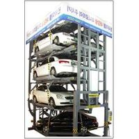 Rotary Car Parking Lot