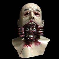 evil demon mask party prank maniac halloween