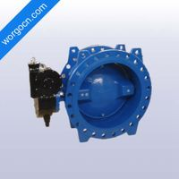 Double Eccentric Type Butterfly Valve