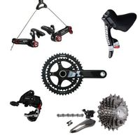 SRAM RED CYCLOCROSS CX AVID GROUP SET