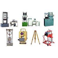 Testing and Civil Engineering Equipment