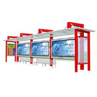 Bus Stop/Bus Shelter-GK-BS-10