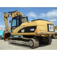 Used Japan Original CAT 320D Crawler Excavator