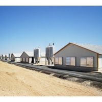 Poultry Steel House