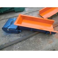 electromagnetic vibrating feeder for ore processing thumbnail image