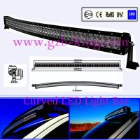 2014 New 50inch 288W 3W/Cree curved LED light bar