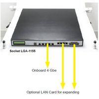 1U firewall hardware case IEC-514SC thumbnail image