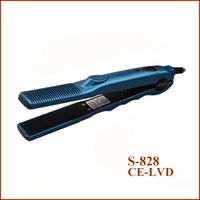 Mini Gorgeous Flat Iron Hair Straightener
