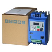 AC 220V 5A 0.75kW Frequency Converter Variable Frequency Drive VFD Speed Controller Inverter Single