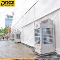 Drez Airduct / Airbox Wedding Party precision conditioner for Tents and Exhibitions Compressor