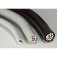 PVC flexbible  Insulated sheath shielded Control Cable