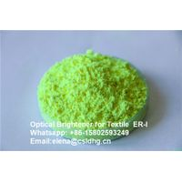 Optical brightening agent whitening polyester fiber ER-I 199