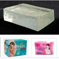 hot melt construction adhesive glue for sanitary napkin and diaper
