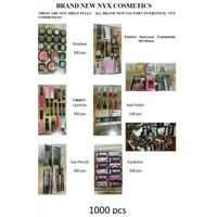 Wholesale NYX Cosmetics Overstock Brand New Pieces