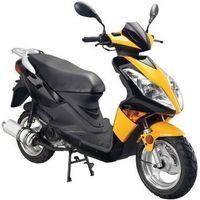 EEC/EPA gas scooter motor 50QT-9