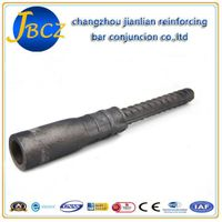 rebar screwless coupler