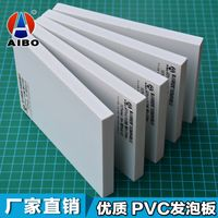 PVC foam board plastic sheet for advertising and decoration