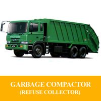 REFUSE COLLECTOR-GARBAGE COMPACTOR thumbnail image