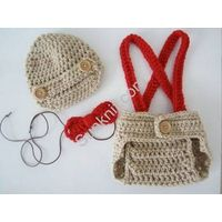 Adorable Crochet Baby Outfits