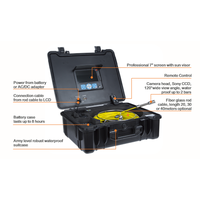 TVBTECH HD Inspection Camera with 40m Cable for Drain Clean thumbnail image