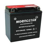 12n9-BS Sealed Maintenance Free Motorcycle Battery