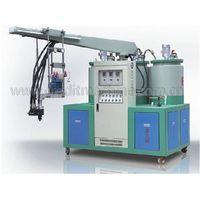 pu shoe making(sole) pouring machine.( JG-802-D)